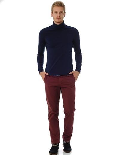 Limon Company Klasik Pantolon Kırmızı
